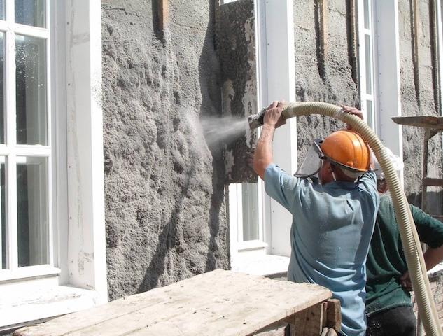 Утепление фасада здания: основные моменты