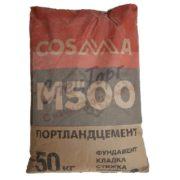 Цемент Cosma М500 мешок 50кг