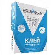 Клей для газосиликатных блоков Normada