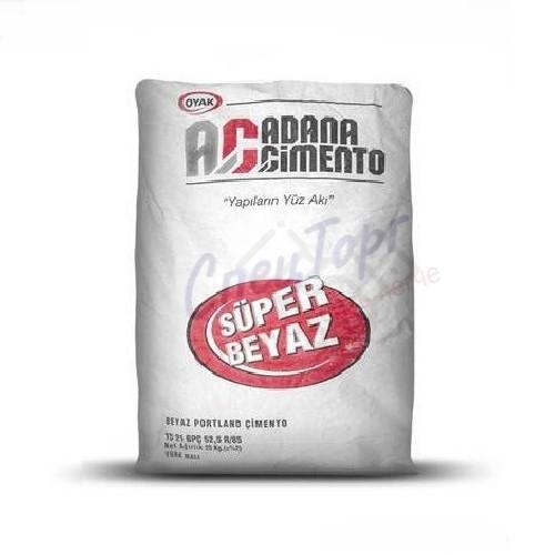 "Белый цемент ""ADANA"""