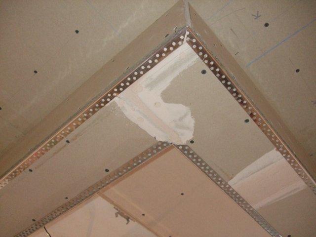Многоуровневый потолок из ГКЛ: инструкция по монтажу