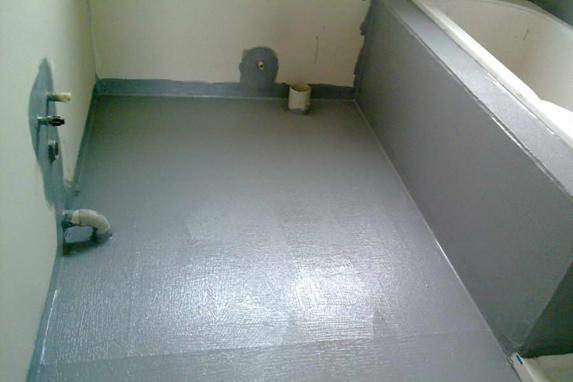 Гидроизоляция ванной комнаты – просто и доступно
